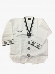 Dobok Bordado Especial Mestre Taekwondo