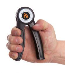 Alicate para Exercícios Hand Grip Prottector - Preto